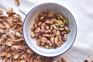 heart healthy pistachios