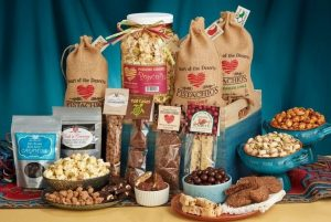 company gifts and gift baskets from Heart of the Desert in New Mexico