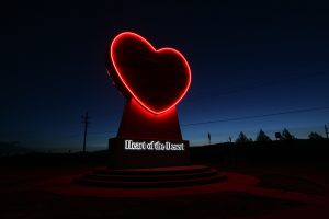 heart of the desert Alamogordo new mexico