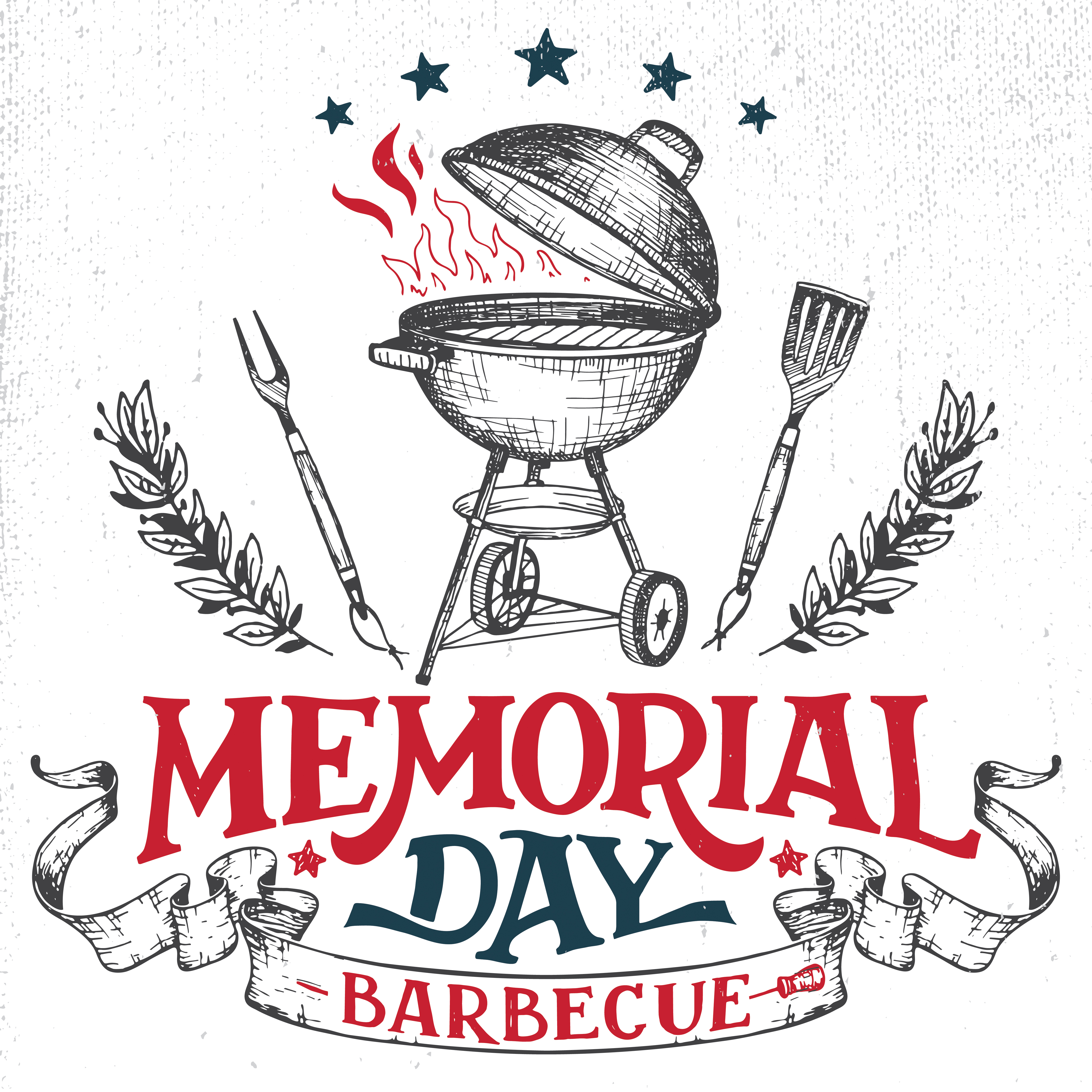 types of memorial day BBQ and snacks
